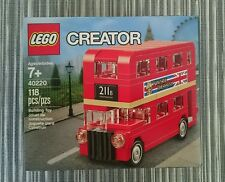 Lego Creator #40220 Exclusive London Mini Bus - New MIB