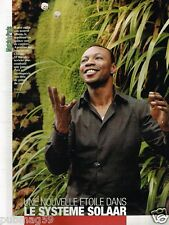 Coupure de Presse Clipping 2007 (3 pages) MC Solaar