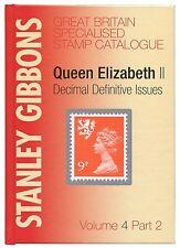 SG Great Britain Specialised Stamp Catalogue Vol 4 Pt 2: QEII  Decimal Def