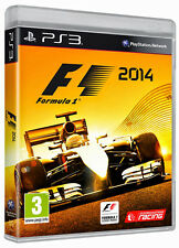 F1: Formula 1 2014 PS3 *in Excellent Condition*