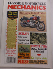 Motorcycle Mechanics Magazine The Royal Enfield Twins October 1992 012915R2