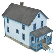 WalthersCornerstone 933-3786 HO Scale Two-Story Frame House Building Kit