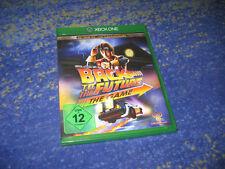 Back To The Future Zurück in die Zukunft Xbox One neuw. deutsche Verkaufsversion