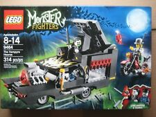 NEW! Lego MONSTER FIGHTERS 9464 VAMPYRE HEARSE Zombie Vampire Halloween SEALED!