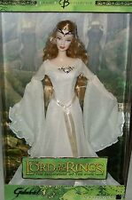 Lord of the Rings doll Galadriel Fellowship Hobbit Barbie Figure Xmas Gift Rare