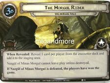 Lord of the Rings LCG  - 1x The Morgul Rider  #146 - The Morgul Vale