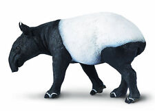 TAPIR WILD ANIMAL MODEL by SAFARI WORKS WELL WITH SCHLEICH AND PAPO - 224029