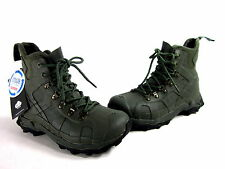 BOGS MEN'S EAGLE CAP HUNTING BOOTS GREEN RUBBER US SIZE 5 EUR 38 MEDIUM IMPORTED