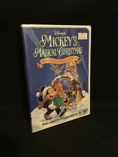 Mickey's Magical Christmas: Snowed In at the House of Mouse (DVD, 2001) NEW