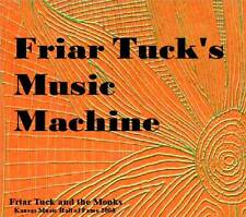 FRIAR TUCK and the MONKS - Friar Tuck's Music Machine -  KS. Music Hall of Fame