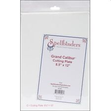 "SPELLBINDERS GRAND CALIBUR REPLACEMENT ""C"" CUTTING PLATE 8.5"" x 12"" - A4 GC-005"