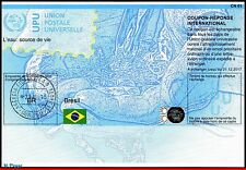 15-COUPON BRAZIL 2015 - COUPON-REPONSE INTERNATIONAL (COUPON RESPONSE)
