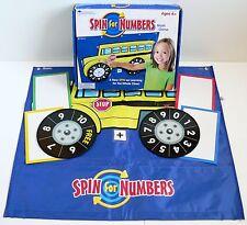 Spin pour numéros math game-une nouvelle rotation sur l'apprentissage pour toute la classe!