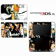 Vinyl Skin Decal Cover for Nintendo 3DS XL LL - Bleach Ichigo 1