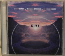 Steve Roach Michael Stearns Ron Sunsinger Kiva CD NICE Ambient Dance Electronica