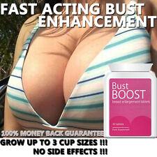 Busto Boost BREAST ALLARGAMENTO Pillole Compresse naturale al sicuro a base di erbe Grande Scollatura
