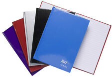 HARDBACK NOTEBOOK - A7/A6/A5/A4 - CaseBound/Index/TwinWire/Ringed