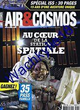 Air & Cosmos n°2481 du 18/12/2015 Au cœur de la station spatiale spécial  ISS