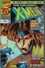 UNCANNY X-Men 350 Regular and Hol Foil GAMBIT 1997 NM Key Issue Betrayed X-MEN !