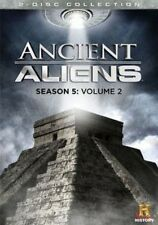 Ancient Aliens: Season 5, Volume 2 - DVD Region 1 Brand New Free Shipping