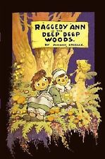 Raggedy Ann in the Deep Deep Woods: Classic Edition-ExLibrary