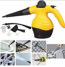 New Electric Portable Hand Held Steam Steamer Cleaner 1000W with Accessories