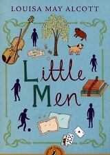 Little Men (Puffin Classics)-ExLibrary