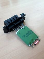 GENUINE CITROEN RELAY & PEUGEOT BOXER MK3 HEATER BLOWER RESISTER 6450XR