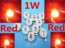 1W High Power LED Beads Red,Blue,Green,Yellow Diode Lamp Bulb 1watt 1~1000PCS