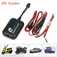 Vehicles GPS GPRS GSM SMS Real Time Tracker Locator Network Monitor Tracking Kit