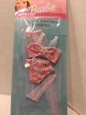 Barbie Fashions Dreamy Touches New 68089 Outfit 1999 Tights Bikini Underwear