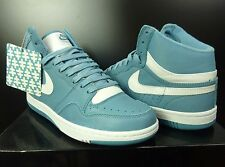 NEW NIKE HTM COURT FORCE HIGH SHOES SNEAKERS SIZE 8.5 US
