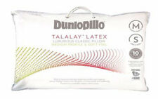 Tontine-Dunlopillo Talalay Latex Luxurious Medium Profile & Soft Feel Pillow