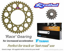 YAMAHA R6 Chain & Sprockets - Renthal Race Gearing - 2006 - 2015