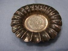 925er Silber Münzschale Höhe 1,5 cm durchmesser 9,5 cm Gewicht 36,9 gramm