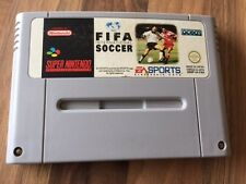 Super Nes :      FIFA INTERNATIONAL SOCCER      PAL EUR