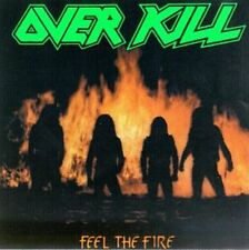 Feel The Fire - Overkill (1996, CD NUOVO)