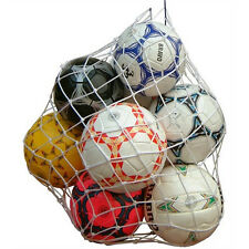 1Pc Ball Carry Net FOR Training Basketball Football Soccer Volleyball white&red