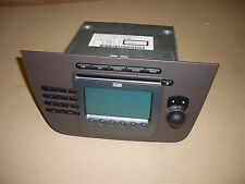 Seat Toledo Altea Radio CD unit in Brown finish 5P2035186A New Genuine Seat