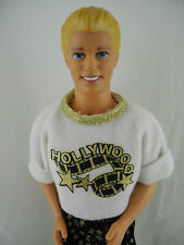 Barbie Puppe Hollywood Hair KEN org Mattel vintage