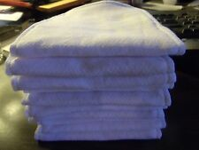 10 pc.Reusable Cotton Diaper insert liner With Zorb HEAVY DUTY Handmade 3 layers