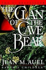 Earth's Children Ser.: The Clan of the Cave Bear Bk. 1 by Jean M. Auel (2001,...