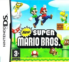 NEW SUPER MARIO BROS DS DS DS LITE 3DS 2DS DSI 3DS XL GAME CARD