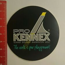Pegatina/sticker: pro Kennex the world is your Playground (20071666)