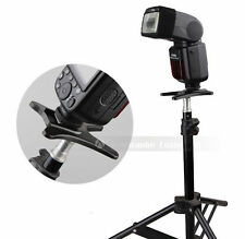 Camera Flash Hot Shoe Adapter Holder Mount for Nikon and Canon