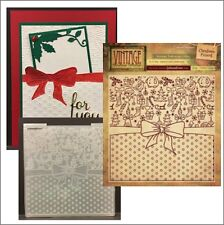 Christmas Present Embossing Folders - Crafters Companion folder EF6-VC-PRES 6x6