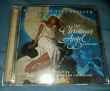 THE CHRISTMAS ANGEL:A FAMILY STORY MANNHEIM STEAMROLLER (CD)