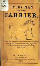 219  old book FARRIER horses TRAINING breaking HORSEMANSHIP riding JUDGING tack