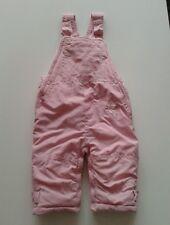Baby Schneeanzug gr.74/80  in rosa