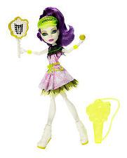 Monster High Spectra Vondergeist Ghoul Sports coleccionista muñeca raras